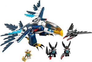 Lego 70003 Legends of Chima Перехватчик Орлицы Эрис