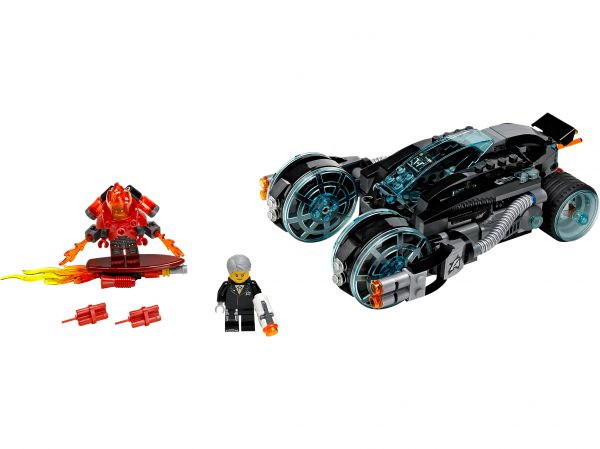 Lego 70162 Ultra Agents Infearno Interception