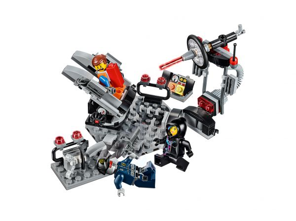 Lego 70801 Movie Плавильня