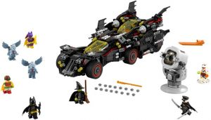 Lego 70917 Batman Movie Крутой Бэтмобиль
