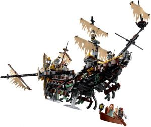 Lego 71042 Pirates of the Caribbean SILENT MARY ТИХАЯ МЭРИ