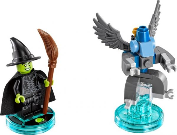 Lego 71221 Dimensions FUN PACK: WICKED WITCH