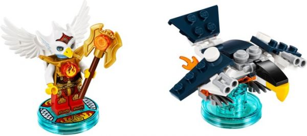 Lego 71232 Dimensions FUN PACK: ERIS