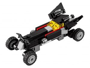 Lego 30521 Batman Movie The Mini Batmobile