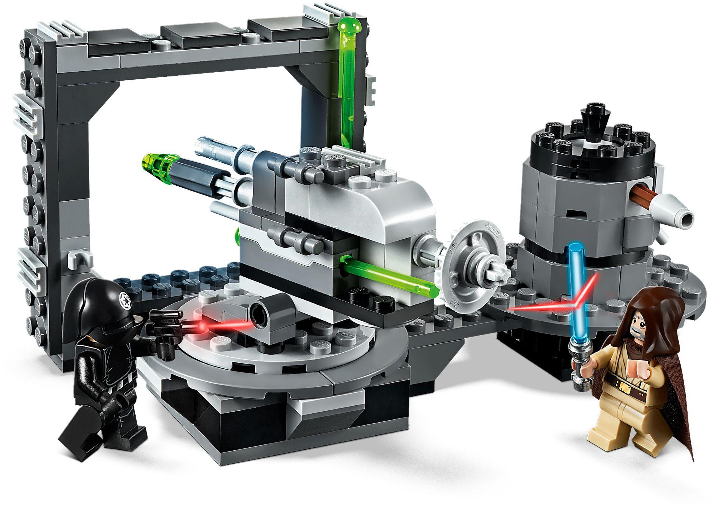 Купить конструктор Lego 75246 Star Wars Пушка Звезды смерти