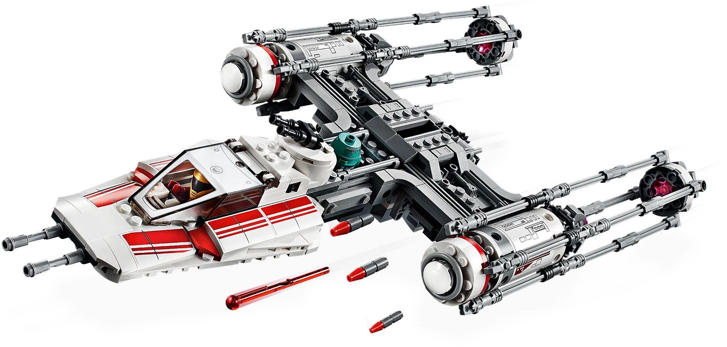 Купить конструктор Lego 75249 Star Wars Звёздный истребитель ...