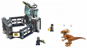 Lego 75927 Jurassic World Побег стигимолоха из лаборатории