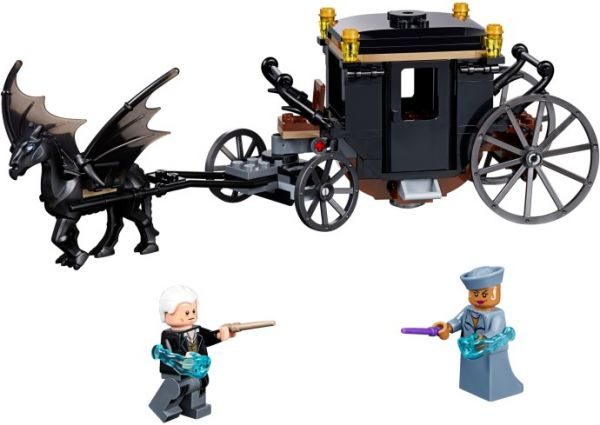 Lego 75951 Harry Potter Fantastic Beasts Побег Грин-де-Вальда