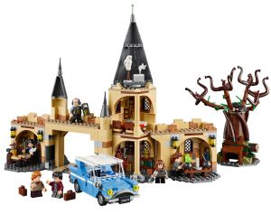 Lego 75953 Harry Potter Гремучая ива