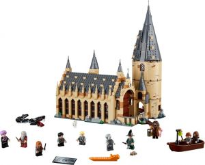 Lego 75954 Harry Potter Большой зал Хогвартса