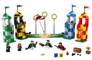 Lego 75956 Harry Potter Матч по квиддичу