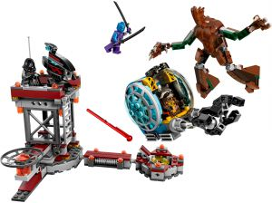 "Lego 76020 Super Heroes Миссия ""Выход Здесь"" Knowhere Escape Mission"