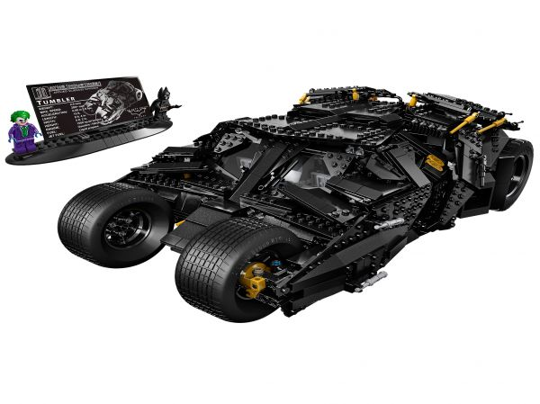 Lego 76023 Super Heroes THE TUMBLER Акробат