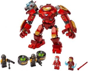 Lego 76164 Super Heroes Халкбастер против агента А.И.М.