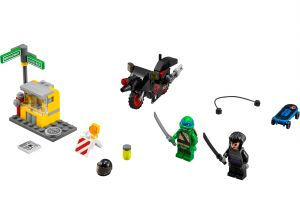 Lego 79118 Teenage Mutant Ninja Turtles Побег на мотоцикле Караи