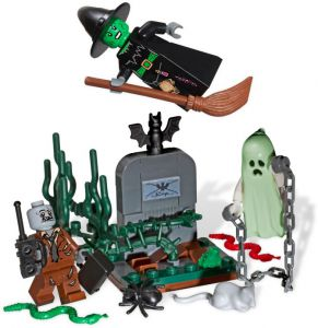 Lego 850487 Monster Fighters Halloween Set Хэллоуин