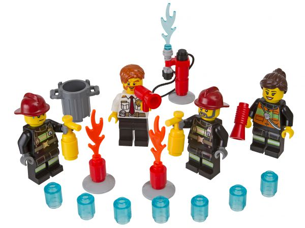 Lego 850618 City Firemen Pack (Команда Пожарных)