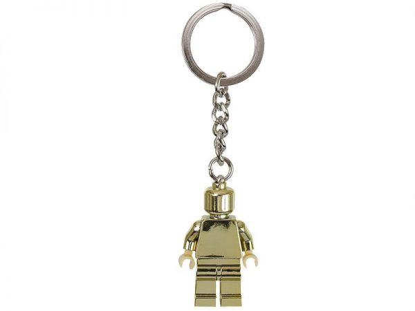 Lego 850807 Брелок Gold Minifigure