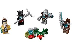 Lego 850910 Legends of Chima Набор минифигур CHiMA