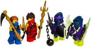 Lego 851342 NinjaGo BATTLE PACK