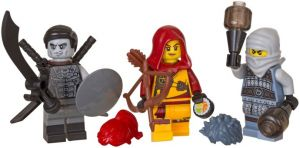 Lego 853687 NinjaGo Accessory Set