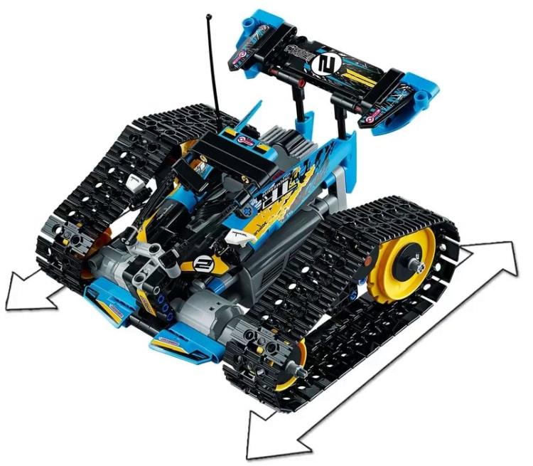 Lego technic 42095 скоростной вездеход конструктор купить