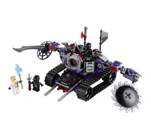 Lego 70726 NinjaGo Деструктоид Destructoid