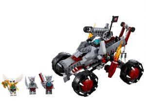 Lego 70004 Legends of Chima Разведчик Волка Вагза