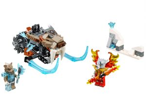 Lego 70220 Legends of Chima Саблецикл Стрейнора
