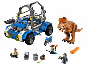 Lego 75918 Jurassic World Охота на Ти-рекса