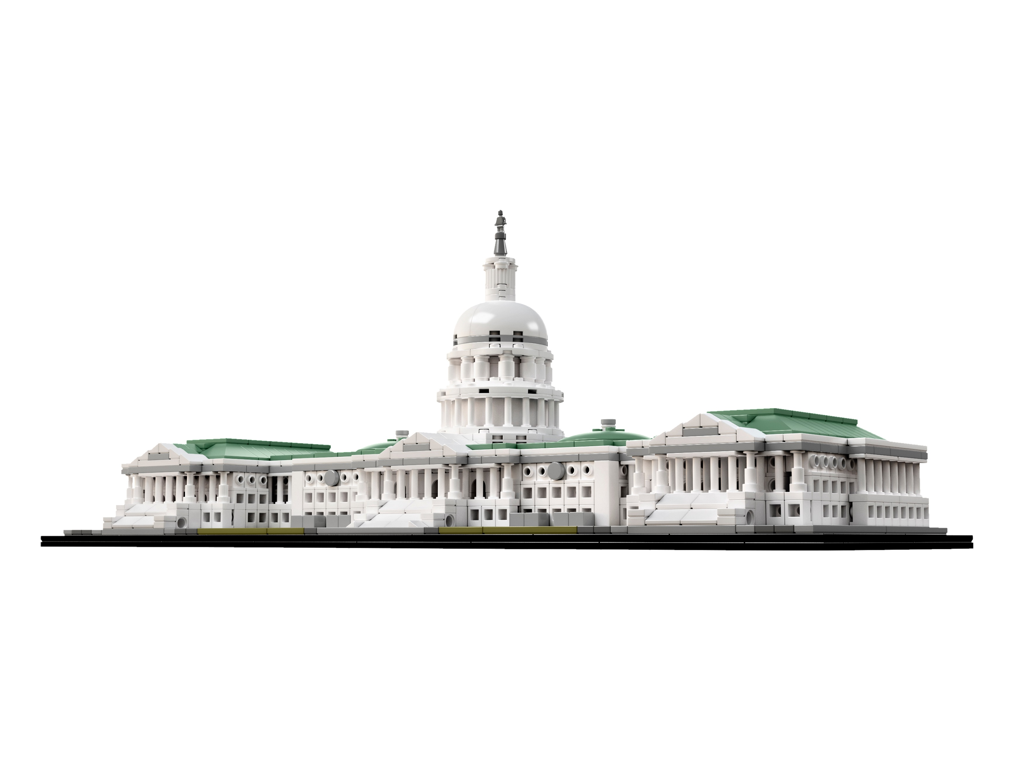lego architecture capitol building - HD 1500×1500