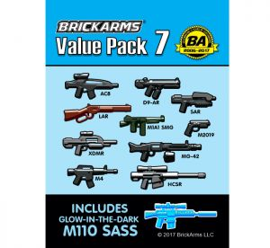 BrickArms bawk24-1 Value Pack 7