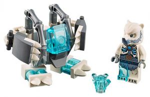 Lego 30256 Legends of Chima ICE BEAR MECH