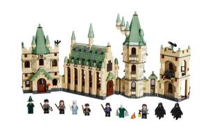 Lego 4842 Harry Potter Hogwart's Castle Замок Хогвардс