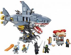 Lego 70656 Ninjago Movie гармадон, Гармадон, ГАРМАДОН!