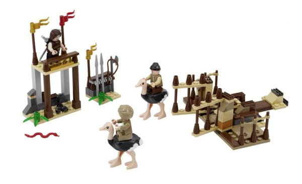 Lego 7570 Prince of Persia Страусиные бега
