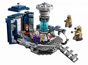 Lego 21304 Ideas Doctor Who