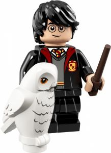 Lego 71022-1 Минифигурки, Harry Potter Гарри Поттер