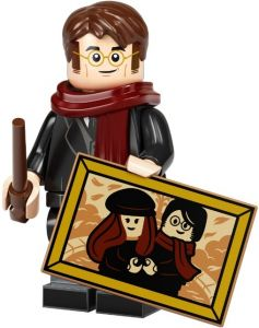 Lego 71028-8 Минифигурки, Harry Potter Series 2 Джеймс Поттер
