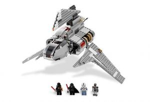 Lego 8096 Star Wars Шаттл Императора Палпатина