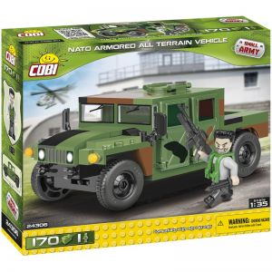 Конструктор Cobi 24306 НАТО Armored ALL Terrain Vehicle