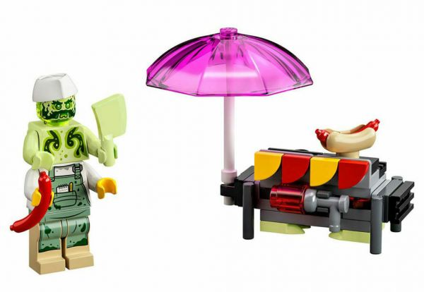 Lego 30463 Hidden Side Chef Enzo's Haunted Hotdogs