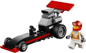 Lego 30358 City Dragster