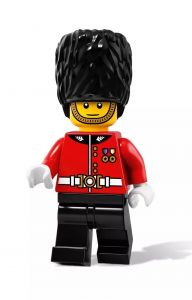 Lego 5005233 Hamley's Exclusive minifigure Royal Guard