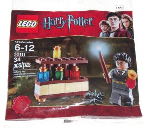 Lego 30111 Harry Potter The Lab