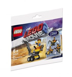 Lego 30529 Movie 2 Mini Master-Building Emmet