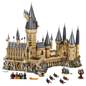 Lego 71043 Harry Potter Замок Хогвартс