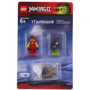 Lego 5003085 NinjaGo Battle Pack Kai and Wooo