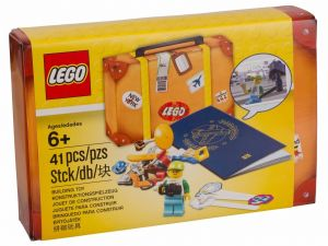 Lego 5004932 Travel Building Suitcase