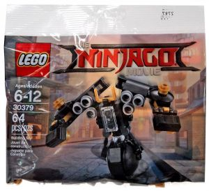 Lego 30379 Ninjago Movie Quake Mech